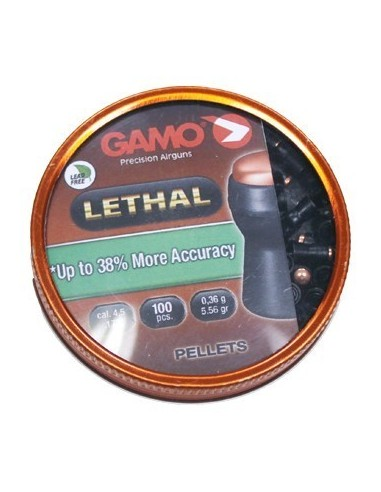 Lethal Gamo 4.5