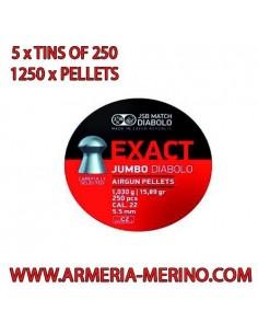 JSB Jumbo Exact C/5.52  X...