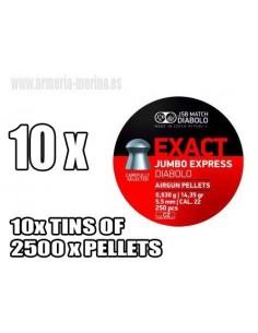 JSB Jumbo Exact Express...