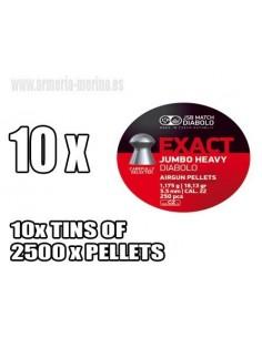 JSB Jumbo Exact Heavy...