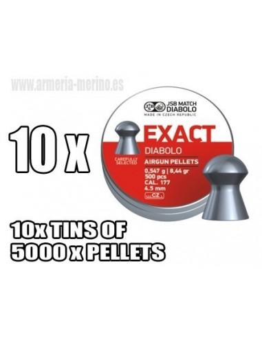 JSB Exact 4.52 x 5000 pcs