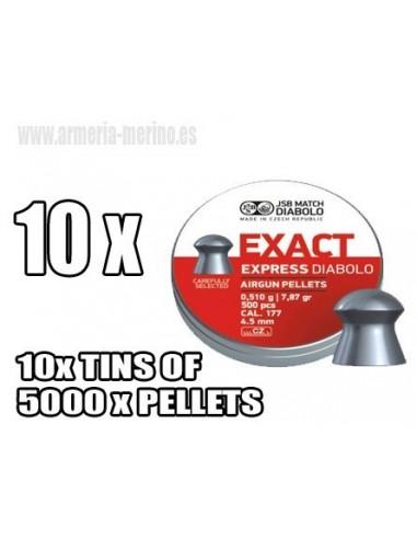 JSB Exact Express 4.52 x 5000  pcs