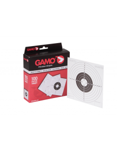 Packet 100 Targets Gamo